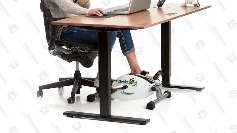 Bicicleta DeskCycle 2 para debajo del escritorio | $119 | AmazonGráfico: Shep McAllister