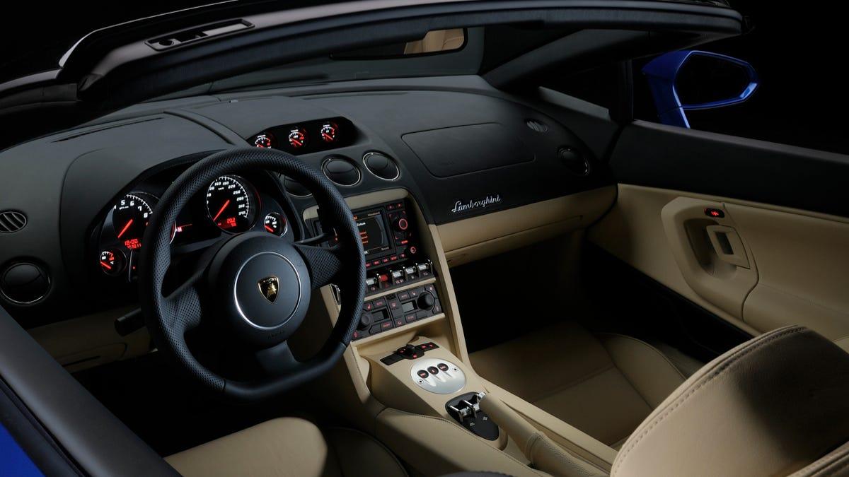 2013 Lamborghini Gallardo Lp550 2 Spyder The Jalopnik Review