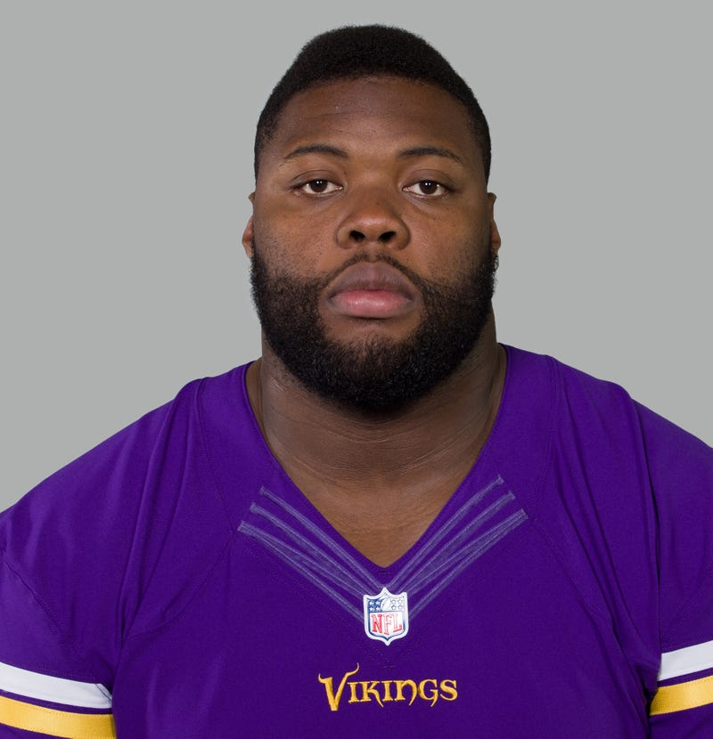 Illustration for article titled Vikings DT Linval Joseph Hit By Stray Bullet In Nightclub Shooting