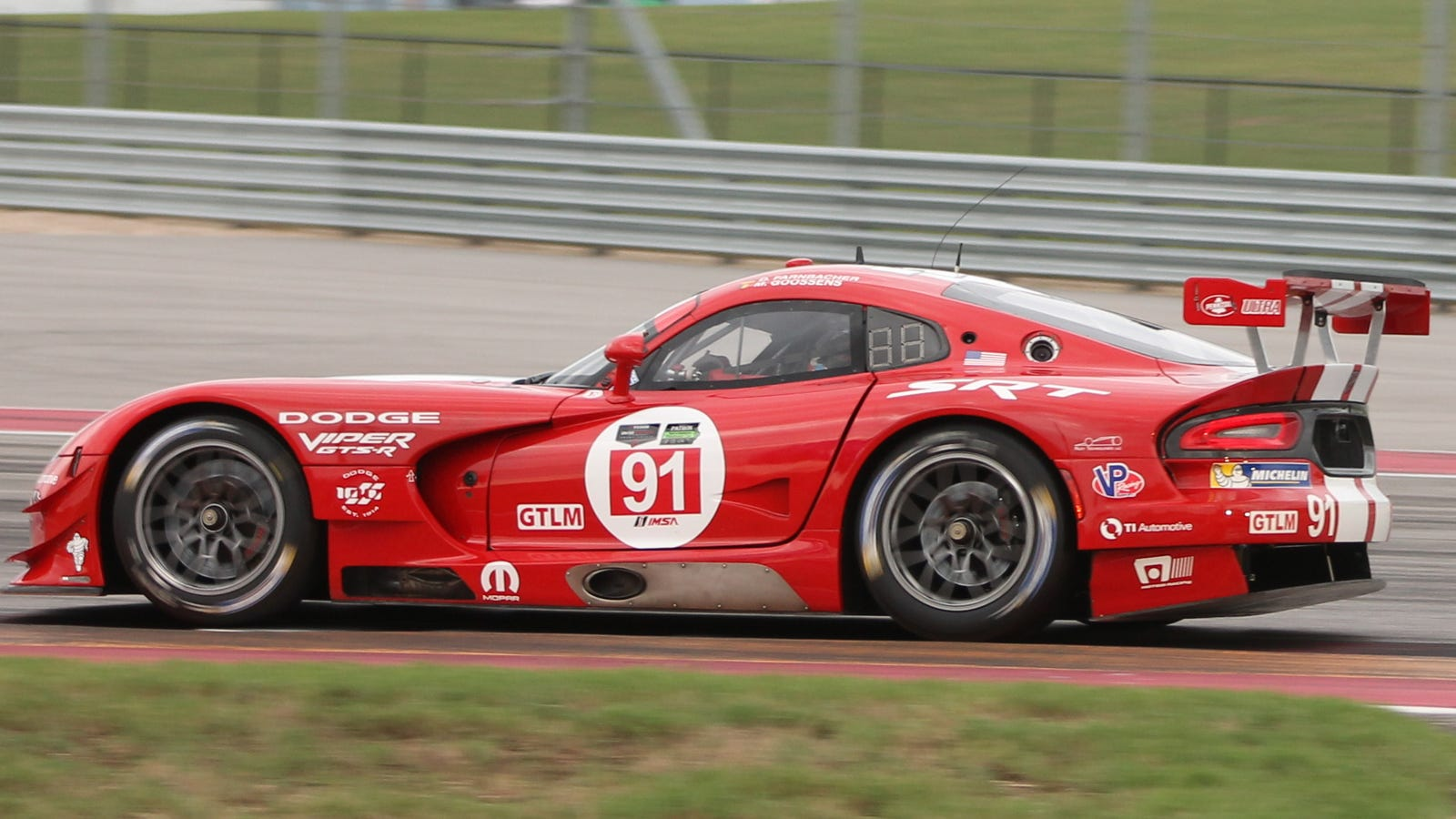 The Dodge Viper Isn T Through With Racing Yet