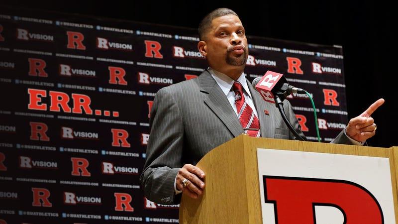 Illustration for article titled Eddie Jordan Didn't Graduate From Rutgers, Despite School's Claim [UPDATE]