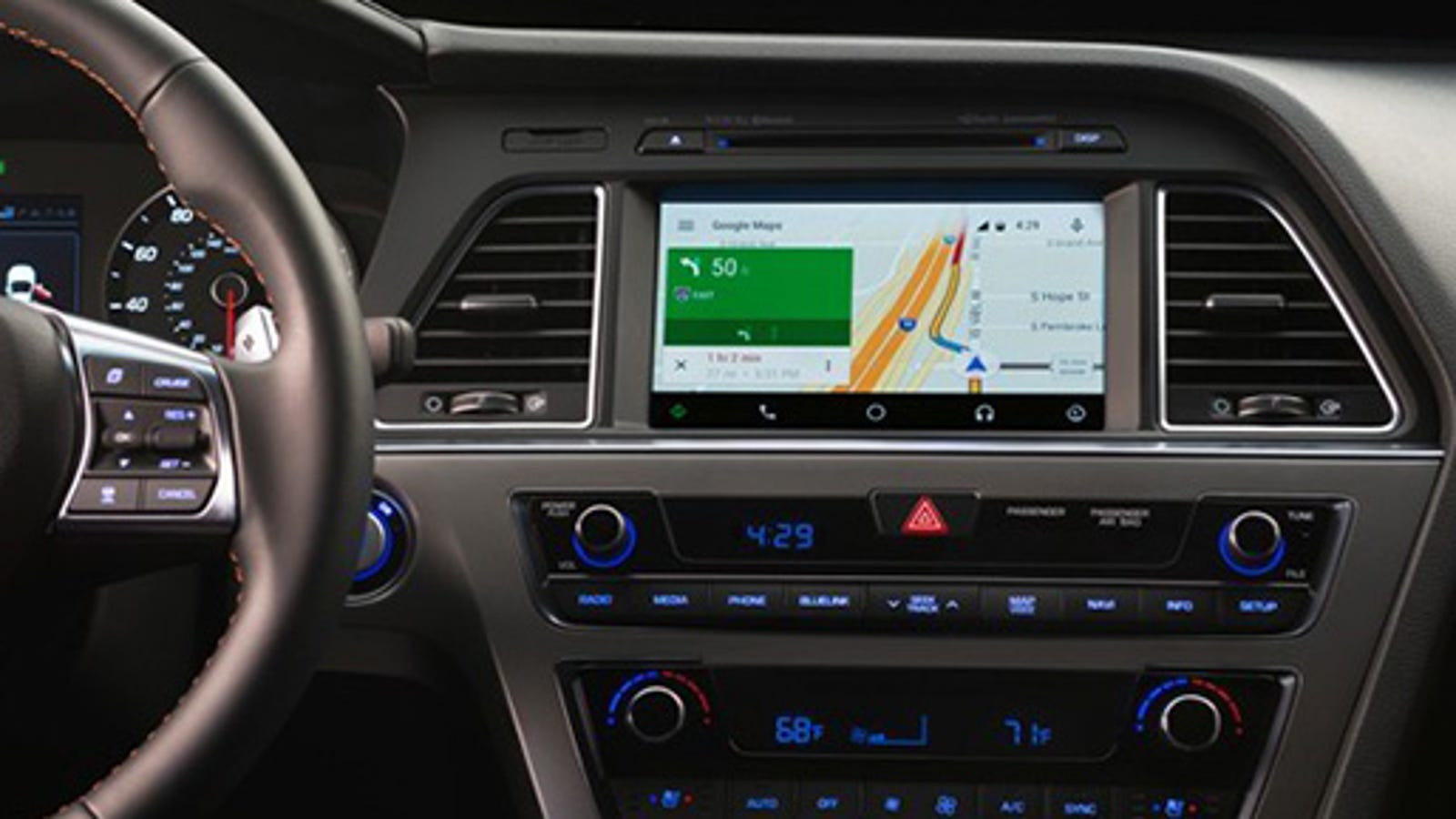 Here's How To Put Android Auto On Your Hyundai Right Now
