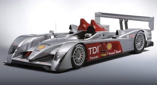 Illustration for article titled Audi Promises to Prevail at Road America