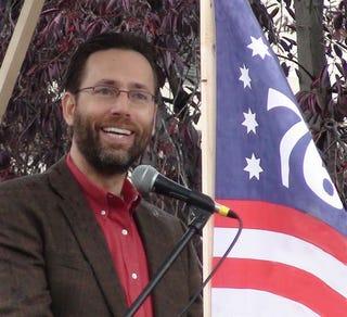 Alaska GOP U.S. Senate candidate and Tea Party favorite Joe Miller.