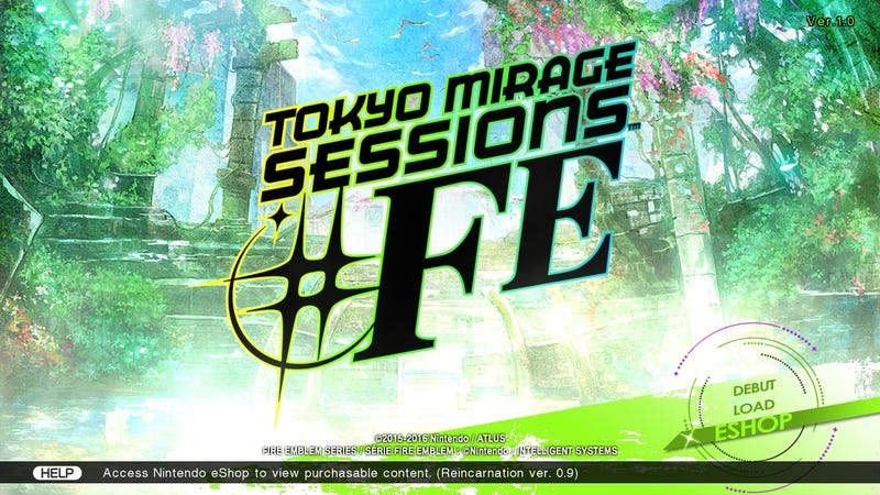 Illustration for article titled Tokyo Mirage Session Uncensored Patch Available (Homebrew Required)