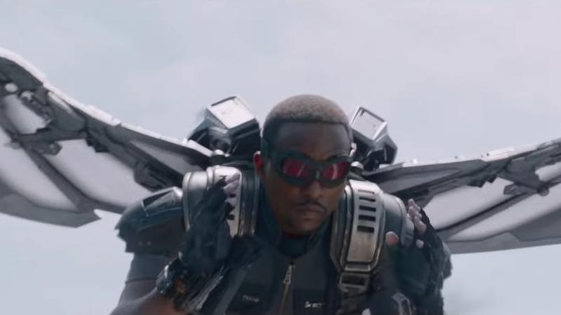¿Veremos a Falcon en Avengers: Endgame?