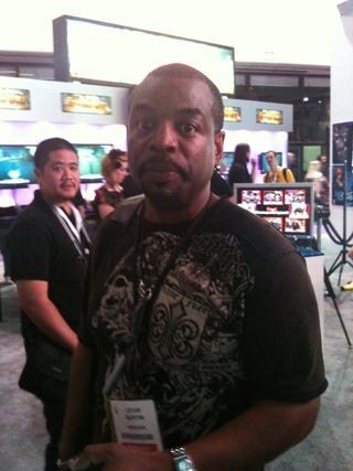 Illustration for article titled Star Trek's LeVar Burton Is Not Pleased With E3
