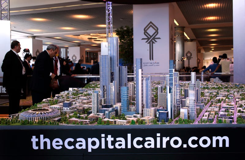 Illustration for article titled Egypt Wants To Build a Second Cairo... In Just Seven Years