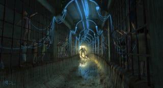 Illustration for article titled La película cancelada de Bioshock tenía este fabuloso aspecto