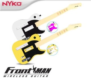 Illustration for article titled Guitar Hero III Gets Another Controller: Nyko's Front Man