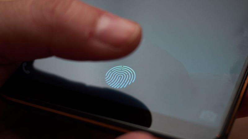 Illustration for article titled Why Is It So Hard For Apple to Put Touch ID Back in a Phone?