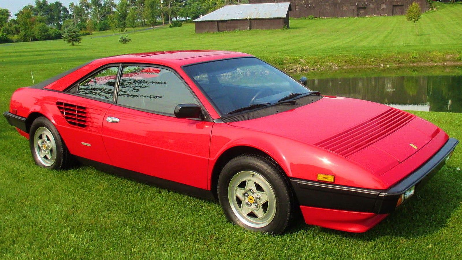 Ferrari  Used Car Gizmodo