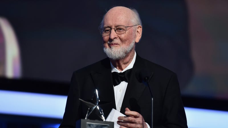 Illustration for article titled John Williams already has nice things to say about his final Star Wars movie