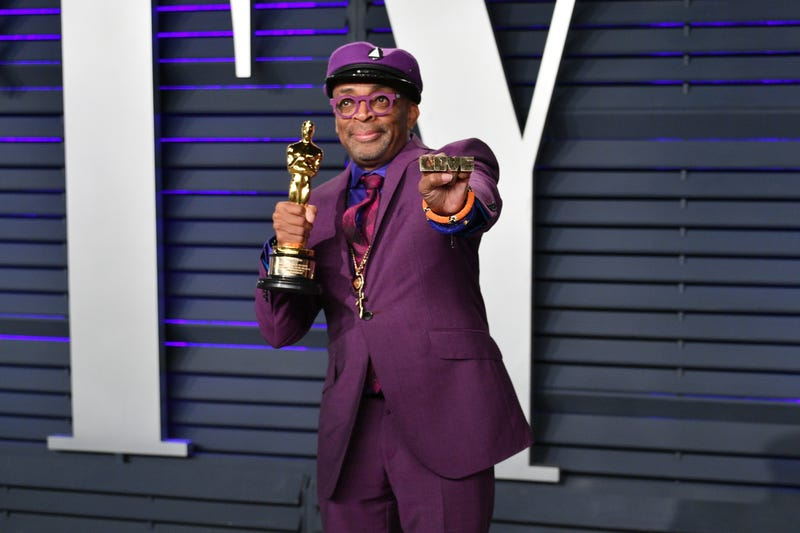 Illustration for article titled Do the White Thing: Racist-In-Chief Calls Spike Lee's Oscar Speech 'Racist Hit'