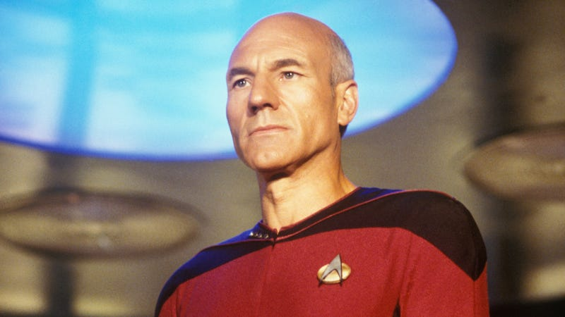 Illustration for article titled Patrick Stewart is bringing back Jean-Luc Picard for a new Star Trek series