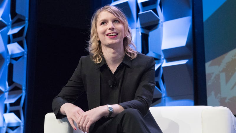 Illustration for article titled Pussy Riot brought Chelsea Manning out on stage with them at SXSW