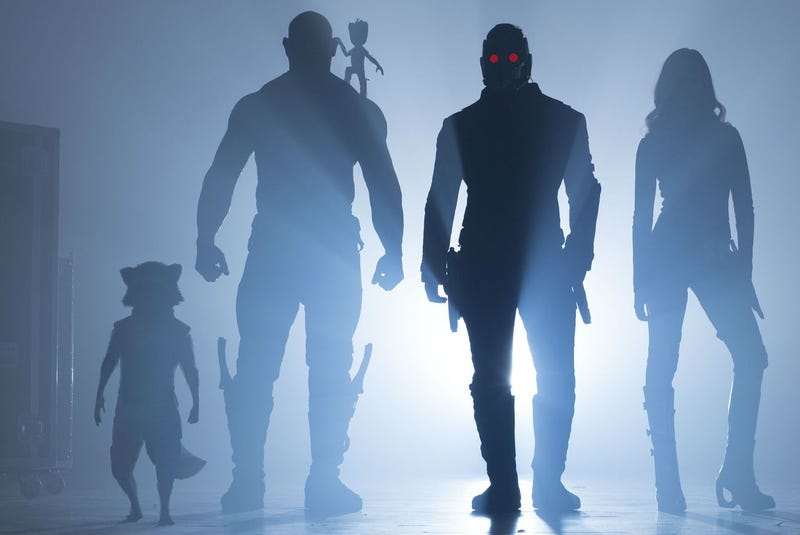 A still from Guardians of the Galaxy Vol. 2. We'll see more at Comic-Con. Image: Marvel Studios