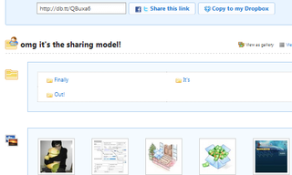Illustration for article titled Dropbox Adds Easy Web Sharing of Any Folder