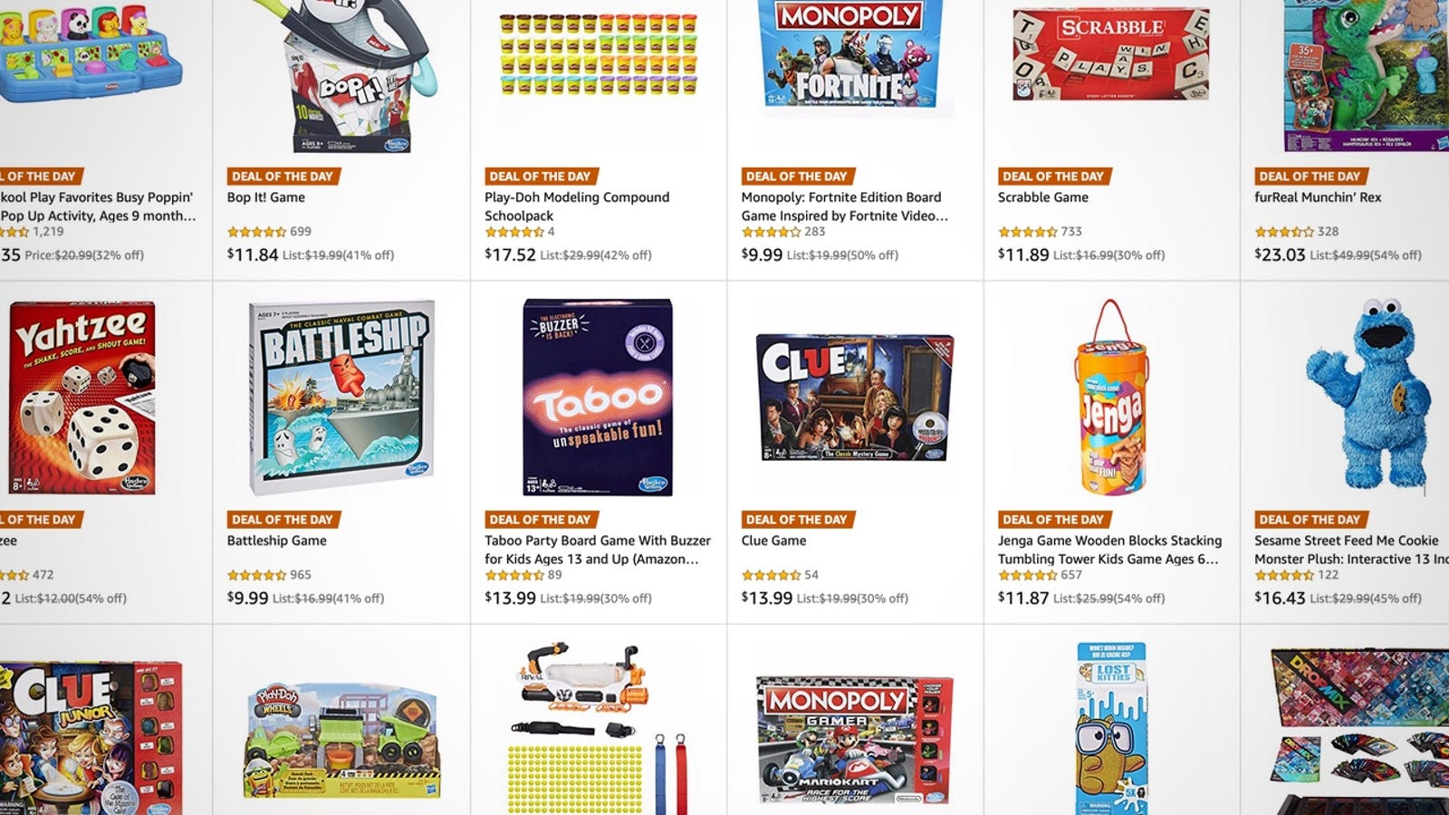 photo of There's Something For Everyone In Amazon's One-Day Game Sale image