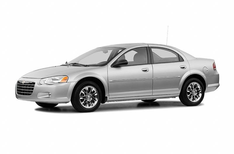 Illustration for article titled Useful Opinions on the '05 Sebring Sedan?