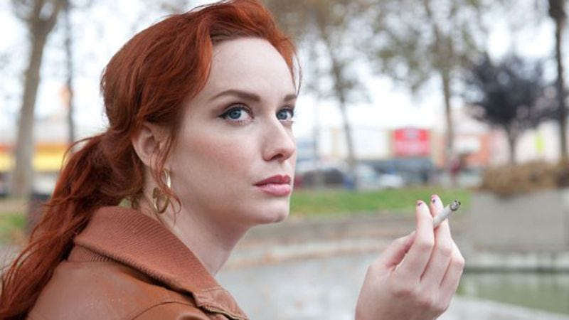 Illustration for article titled Christina Hendricks to play witch doctor in upcoming World War I drama