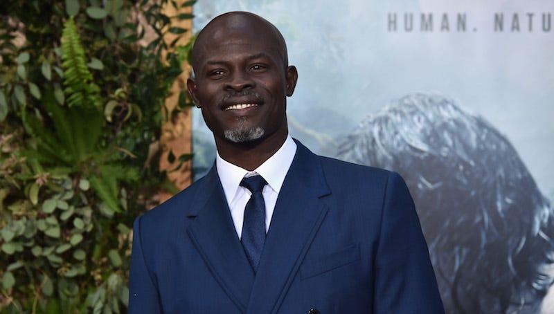 Resultado de imagem para Djimon Hounsou