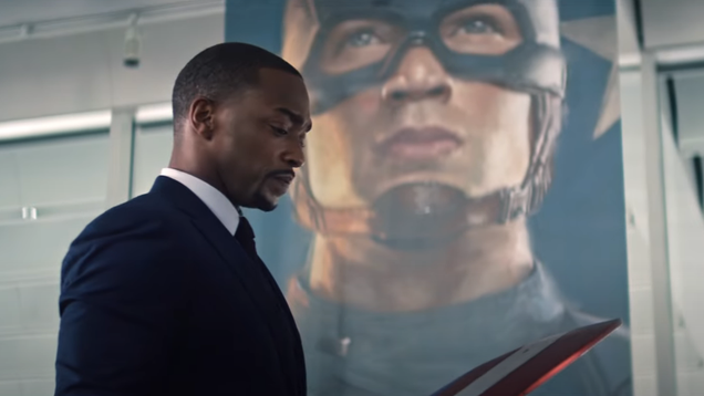The Falcon And The Winter Soldier are bantering buddies in this new teaser for the Disney+ series