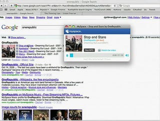 Illustration for article titled Google Music Search Turns Your Results Pages Into Personal Radios