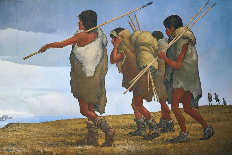 Illustration for article titled Something Completely Unexpected Happened to the First Settlers of South America