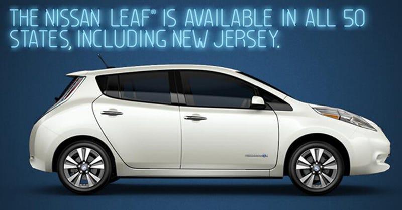 Illustration for article titled Nissan Deletes Hilarious Zinger Tweet Aimed At Tesla