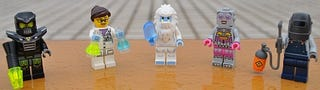 Illustration for article titled The next Lego minifigures series will feature A LADY SCIENTIST!