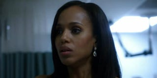 Kerry Washington as Olivia Pope on Scandal (ABC)