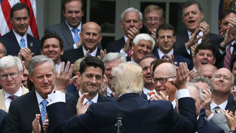 Guest Editorial…Americans lose in GOP health bill