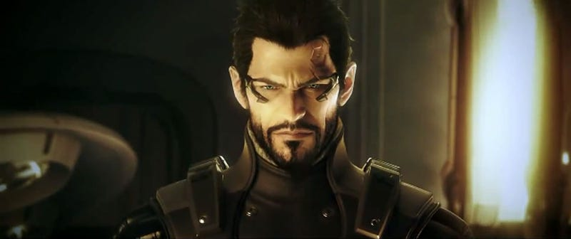 Illustration for article titled This Amazing Deus Ex Trailer Will Need Some Popcorn