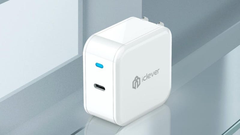 iClever BoostCube 30W USB-C Charger, $18 with code ICPDC30W