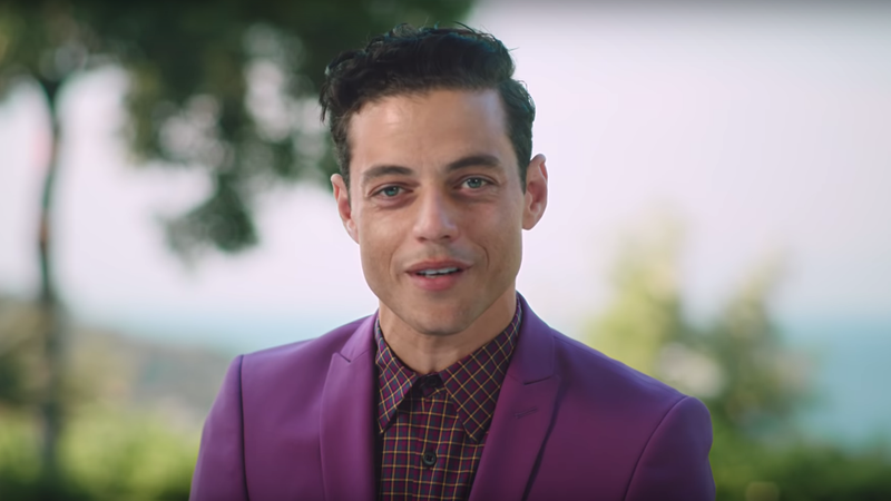 Illustration for article titled Rami Malek, Who Kinda Speaks Like a Serial Killer, Gets a Podcast