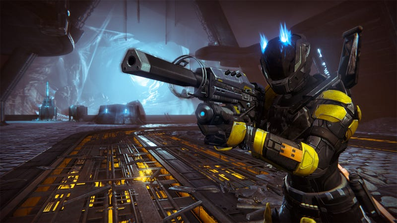 Illustration for article titled Any Other PS4ers Out There Playing The Destiny Beta Tonight?