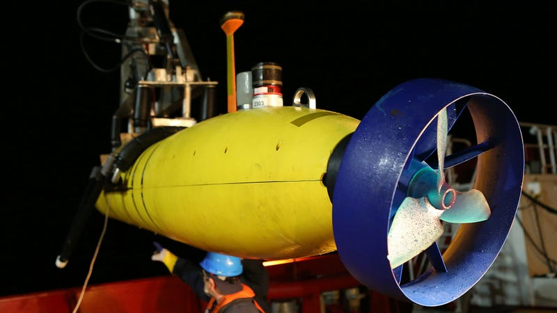Illustration for article titled New Search For MH370 Will Cover 23,000 Square Miles