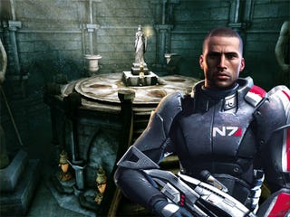 Illustration for article titled Dragon Age II Pulls A Commander Shepard