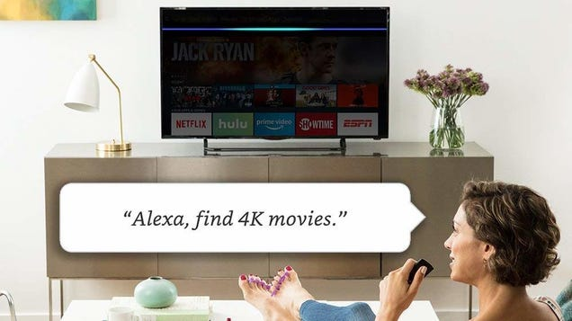 This 4K Fire TV Stick Deal Is Even Better Than Black Friday