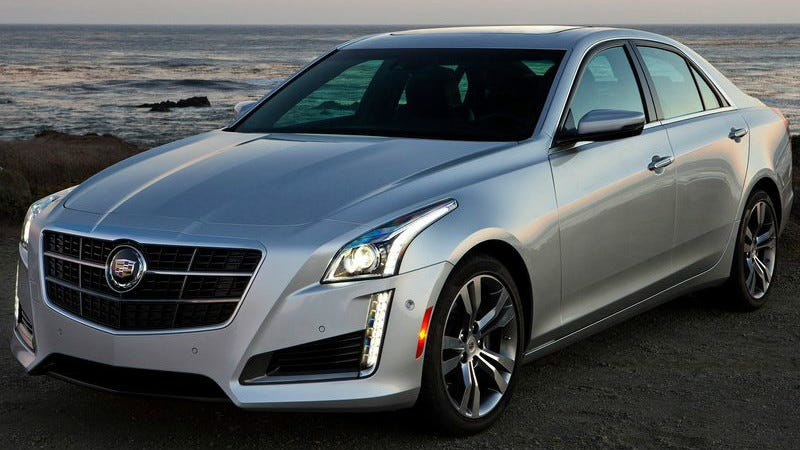 How Cheap Do Cadillac Sedans Have To Get Before People Buy Them