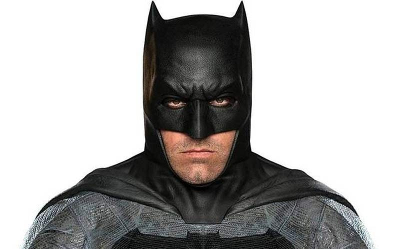 Illustration for article titled Ben Affleck Will Direct The Batman Movie, and Geoff Johns Will Write It