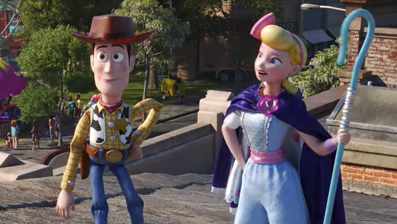 Illustration for article titled The Toy Story 4 trailer is rife with Easter eggs from Coco, Cars, Inside Out, and more