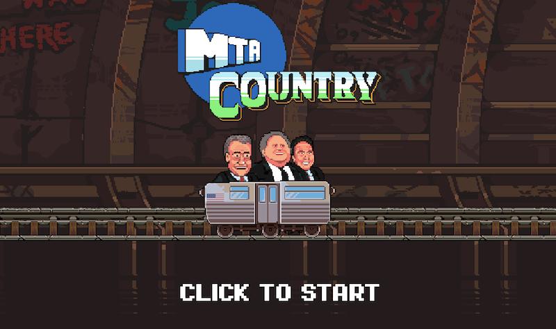 El nuevo videojuego MTA Country.