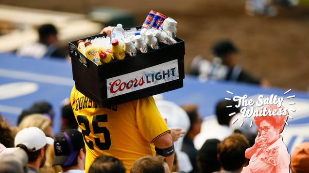 Ask The Salty Waitress: We should tip stadium food vendors, right?