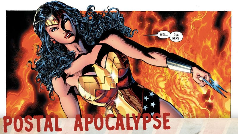 Illustration for article titled Why Doesn't Wonder Woman Have A Real Archenemy?