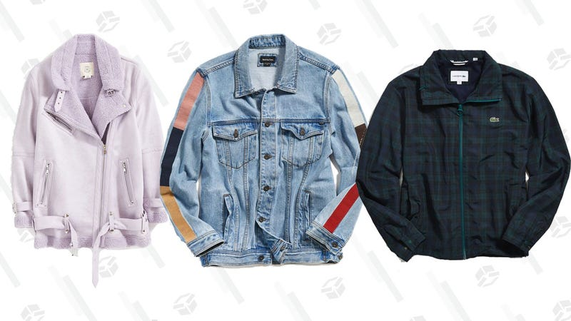 25% Off Men's and Women's Coats and Jackets | Urban Outfitters