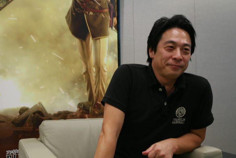 The Man Who Saved Final Fantasy XV