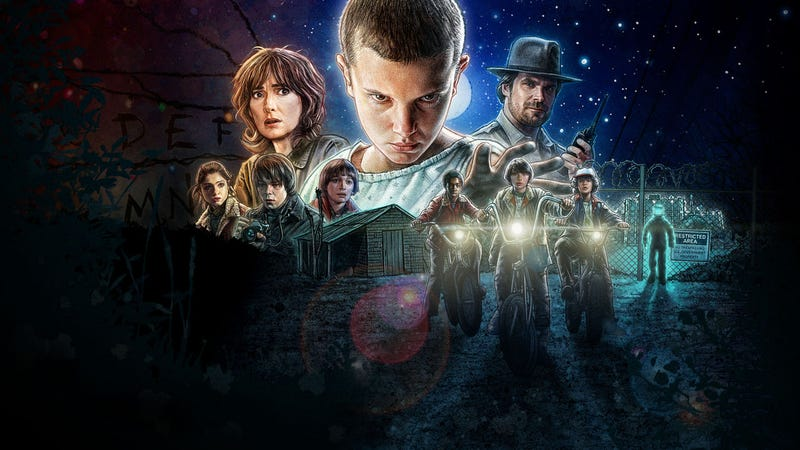 Illustration for article titled Stranger Things Season Two Will Add New Characters, New Settings, and Sequel Sensibility (UPDATED)
