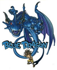 Illustration for article titled Konami Creating Blue Dragon CCG